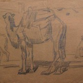 Верблюд, 1941