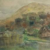 Осенью. Урал. 1931