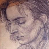 Валюш (портрет жены). 1931