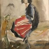 Портрет жены. 1933
