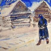 Холодно. Миасс. 1931