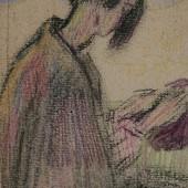 Из альбома рисунков, начало 1930-х
