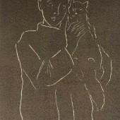 Человек и кошка, 1960