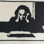 За чтением, 1959