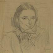 Женский портрет, 1940