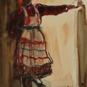 Девушка-марийка, 1958