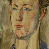 Портрет юноши, 1962