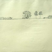 Пейзаж с горизонтом, Вторая половина 1960-х