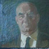 Портрет актера и режиссера С.К. Блинникова, 1964