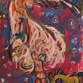 Эскиз к картине Жар-птица, 1965