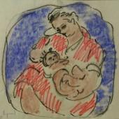 Материнство, 1960