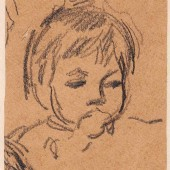 Внучка Оля, 1961