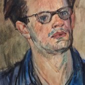 Портрет молодого человека, 1962