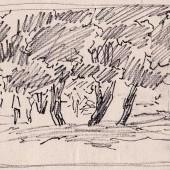 Деревья, 1960-е
