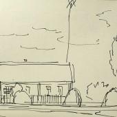 Дом с антенной, 1960-е - 1970-е