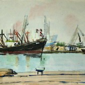 Утро (Одесский порт), 1962