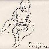 Внук Коленька, Декабрь 1965