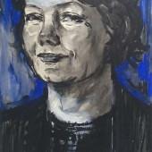 Сергеева Анна Владимировна, заслуженная актриса Ленинградского театра комедии, 1964