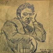 Художник Иван Сорокин, 1964