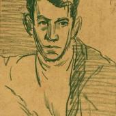 Мужской портрет, 1945