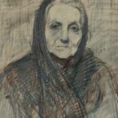 Портрет, 1946
