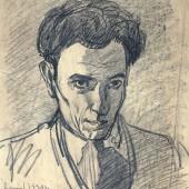 Автопортрет, 1940