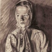 Девочка, 1943