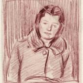 Портрет, 1945