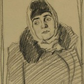 Певица Людмила Ивановна Лигостаева, Вторая половина 1940-х