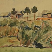 Пейзаж, 1940