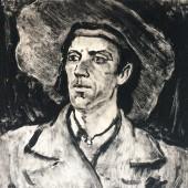 Портрет рабочего-металлурга, Без даты (после 1958)