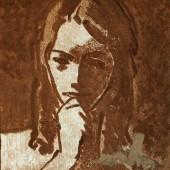 Портрет, Без даты (после 1958)
