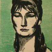 Женский портрет, 1965