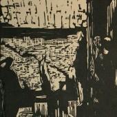 Музей. Интерьер (ГМИИ), 1965