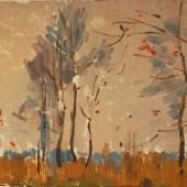 Поздняя осень, 1964