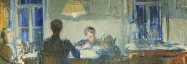 Лев Аронов. Семья, 1948