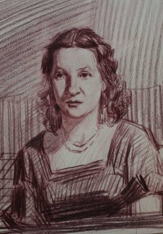 Антонина Петровна Берестова 1903 - 1983