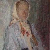 «Девочка из колхоза» 1943 г.