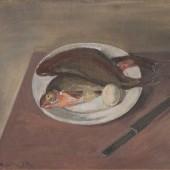 «Рыбы» 1935 г. 50х60