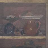 «Стеклянная посуда» (вариант) 1938 г. 50х65