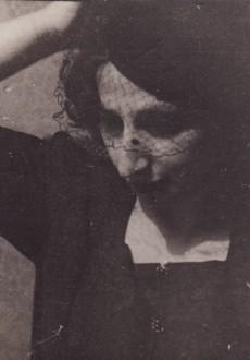 Фрида Ефимовна Рабкина (1903-1953)