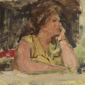 Портрет Жени, 1971
