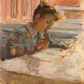 Портрет Димы, 1960-е