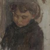 Портрет дочери, 1939