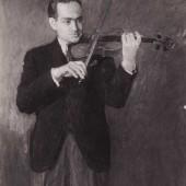 Местонахождение неизвестно (До конца 1970-х находился в фойе Большого зала Московской консерватории, фото из архива О. Ройтенберг)