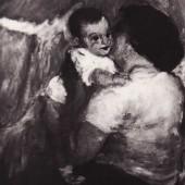 """Местонахождение неизвестно (Иллюстрация к статье """"Контрактация художников в 1935 году"""" ТВОРЧЕСТВО №7, 1936)"""